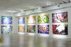Art Gallery Graffiti